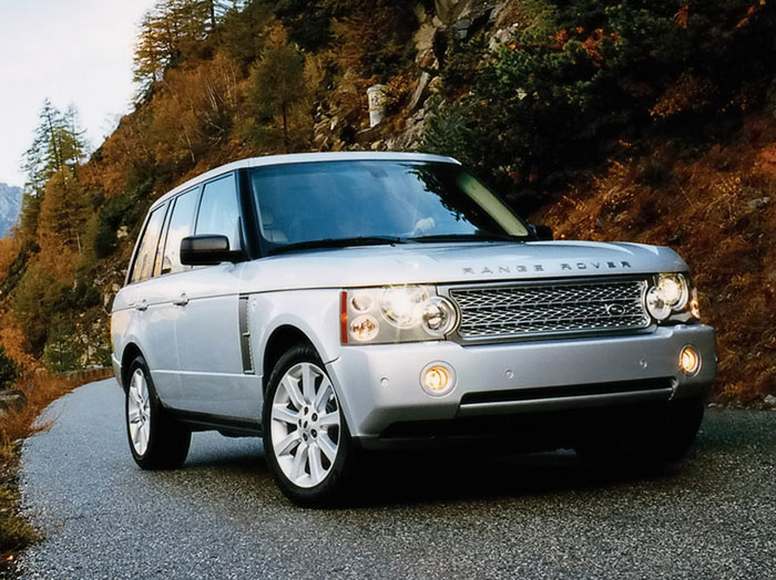 Аренда Land Rover Range Rover (Рендж Ровер)